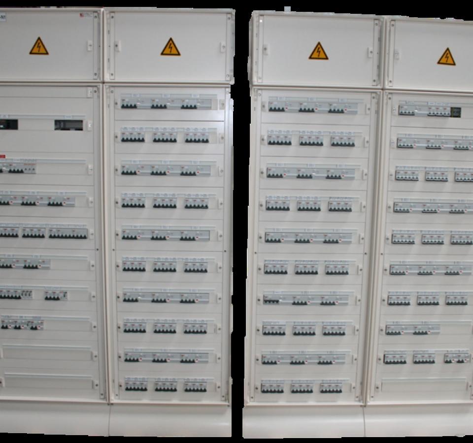 Armoire de distribution